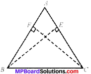 MP Board Class 9th Maths Solutions Chapter 7 Triangles Ex 7.3 img-5