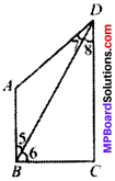 MP Board Class 9th Maths Solutions Chapter 7 Triangles Ex 7.4 img-5