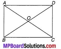 MP Board Class 9th Maths Solutions Chapter 8 चतुर्भुज Ex 8.1 1