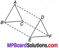 MP Board Class 9th Maths Solutions Chapter 8 चतुर्भुज Ex 8.1 11