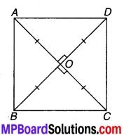 MP Board Class 9th Maths Solutions Chapter 8 चतुर्भुज Ex 8.1 4