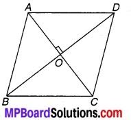 MP Board Class 9th Maths Solutions Chapter 8 चतुर्भुज Ex 8.1 7