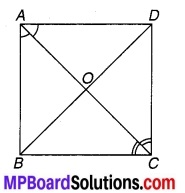 MP Board Class 9th Maths Solutions Chapter 8 चतुर्भुज Ex 8.1 8