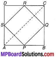 MP Board Class 9th Maths Solutions Chapter 8 चतुर्भुज Ex 8.2 1