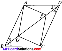 MP Board Class 9th Maths Solutions Chapter 8 Quadrilaterals Ex 8.1 img-11