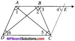 MP Board Class 9th Maths Solutions Chapter 8 Quadrilaterals Ex 8.1 img-14