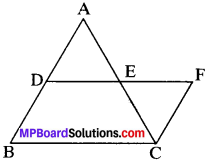MP Board Class 9th Maths Solutions Chapter 8 Quadrilaterals Ex 8.1 img-15