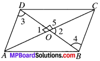 MP Board Class 9th Maths Solutions Chapter 8 Quadrilaterals Ex 8.1 img-3