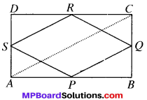 MP Board Class 9th Maths Solutions Chapter 8 Quadrilaterals Ex 8.2 img-4