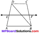 MP Board Class 9th Maths Solutions Chapter 8 Quadrilaterals Ex 8.2 img-5