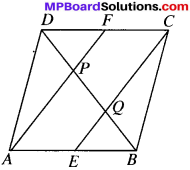 MP Board Class 9th Maths Solutions Chapter 8 Quadrilaterals Ex 8.2 img-8