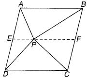 MP Board Class 9th Maths Solutions Chapter 9 समान्तर चतुर्भुज और त्रिभुजों के क्षेत्रफल Ex 9.2 4