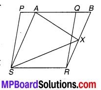 MP Board Class 9th Maths Solutions Chapter 9 समान्तर चतुर्भुज और त्रिभुजों के क्षेत्रफल Ex 9.2 5