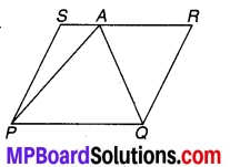 MP Board Class 9th Maths Solutions Chapter 9 समान्तर चतुर्भुज और त्रिभुजों के क्षेत्रफल Ex 9.2 6