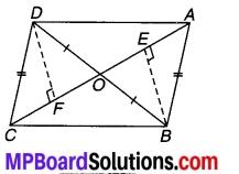 MP Board Class 9th Maths Solutions Chapter 9 समान्तर चतुर्भुज और त्रिभुजों के क्षेत्रफल Ex 9.3 6