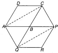 MP Board Class 9th Maths Solutions Chapter 9 समान्तर चतुर्भुज और त्रिभुजों के क्षेत्रफल Ex 9.3 9
