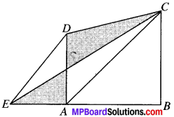 MP Board Class 9th Maths Solutions Chapter 9 Areas of Parallelograms and Triangles Ex 9.3 img-18