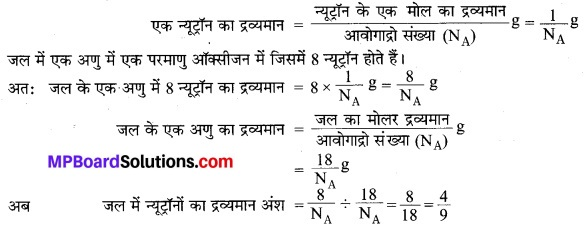 MP Board Class 9th Science Solutions Chapter 3 परमाणु एवं अणु image 11