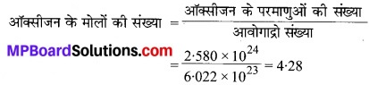MP Board Class 9th Science Solutions Chapter 3 परमाणु एवं अणु image 13