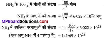 MP Board Class 9th Science Solutions Chapter 3 परमाणु एवं अणु image 16