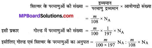 MP Board Class 9th Science Solutions Chapter 3 परमाणु एवं अणु image 18
