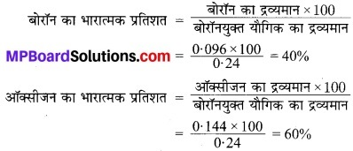 MP Board Class 9th Science Solutions Chapter 3 परमाणु एवं अणु image 3