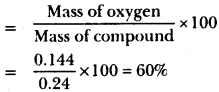 MP Board Class 9th Science Solutions Chapter 3 Atoms and Molecules 2