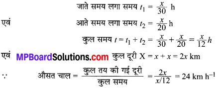 MP Board Class 9th Science Solutions Chapter 8 गति image 30