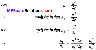 MP Board Class 9th Science Solutions Chapter 8 गति image 34