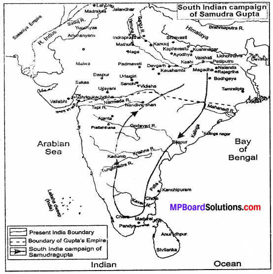 MP Board Class 9th Social Science Solutions Chapter 9 History of Ancient India - 2