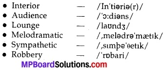 MP Board Class 10th English The Rainbow Solutions Chapter 19 If I Were You 3