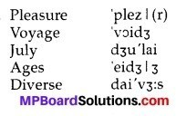 MP Board Class 10th English The Rainbow Solutions Chapter 21 Gitanjali 1