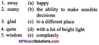 Chapter 4 English Class 10 Mp Board