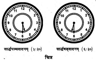 MP Board Class 10th Sanskrit व्याकरण समय ज्ञान-प्रकरण img 7