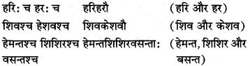 Samas In Sanskrit Class 10 Examples MP Board