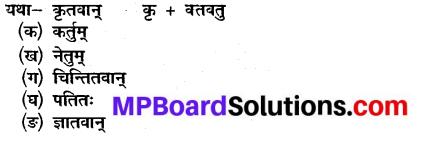 Mp Board Class 10th Sanskrit Chapter 15