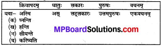 MP Board Class 10th Sanskrit Solutions Chapter 4 सुभाषितानि img 2