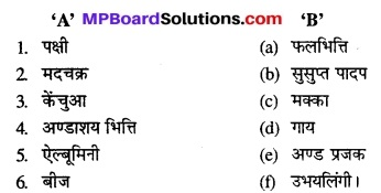 MP Board Class 12th Biology Solutions Chapter 1 जीवों में जनन 3