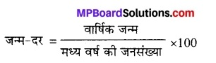 MP Board Class 12th Biology Solutions Chapter 13 जीव और समष्टियाँ 9