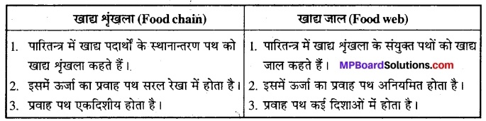 MP Board Class 12th Biology Solutions Chapter 14 पारितंत्र 5