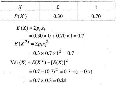 MP Board Class 12th Maths Book Solutions Chapter 13 प्रायिकता Ex 13.4 img 29
