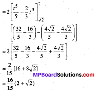 MP Board Class 12th Maths Book Solutions Chapter 7 समाकलन Ex 7.10 img 14