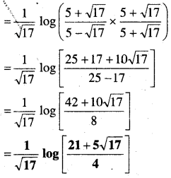 MP Board Class 12th Maths Book Solutions Chapter 7 समाकलन Ex 7.10 img 16