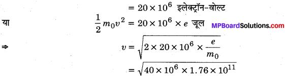 MP Board Class 12th Physics Solutions Chapter 11 विकिरण तथा द्रव्य की द्वैत प्रकृति img 14