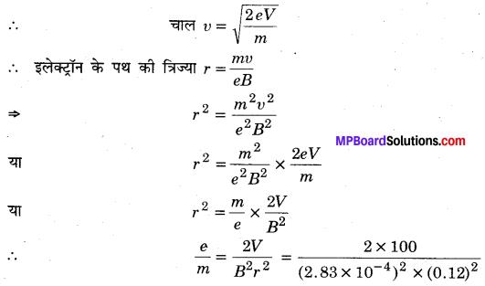 MP Board Class 12th Physics Solutions Chapter 11 विकिरण तथा द्रव्य की द्वैत प्रकृति img 15