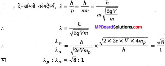MP Board Class 12th Physics Solutions Chapter 11 विकिरण तथा द्रव्य की द्वैत प्रकृति img 29