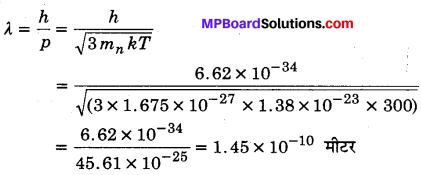 MP Board Class 12th Physics Solutions Chapter 11 विकिरण तथा द्रव्य की द्वैत प्रकृति img 35