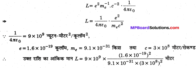 MP Board Class 12th Physics Solutions Chapter 12 परमाणु img 10