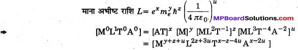 MP Board Class 12th Physics Solutions Chapter 12 परमाणु img 11