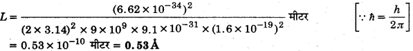 MP Board Class 12th Physics Solutions Chapter 12 परमाणु img 13